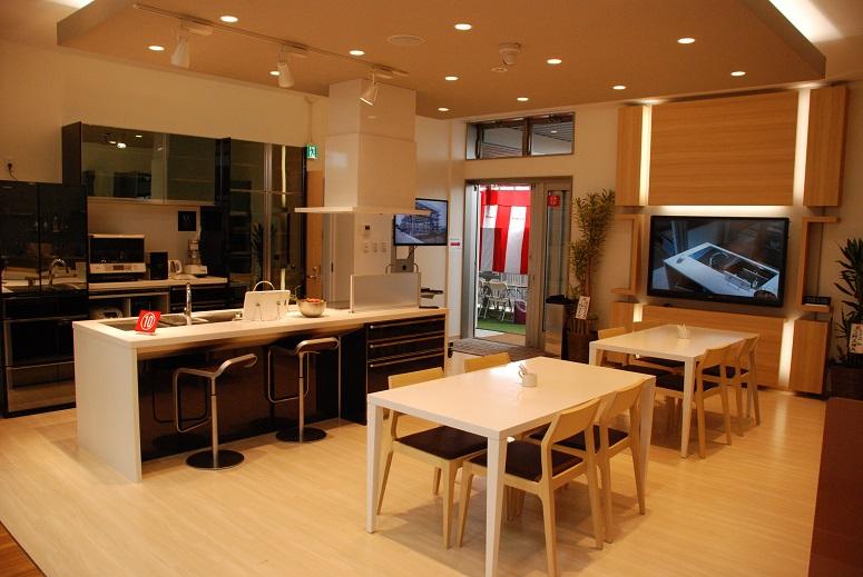 新潟市長潟にクリナップの体験型ショールームがOPEN
