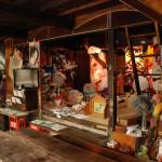 南区臼井の築100年の空き家に作家が逗留。市民参加型のアートスペースに
