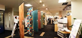 インテリア商社シンコールの、年に1度の総合展示会