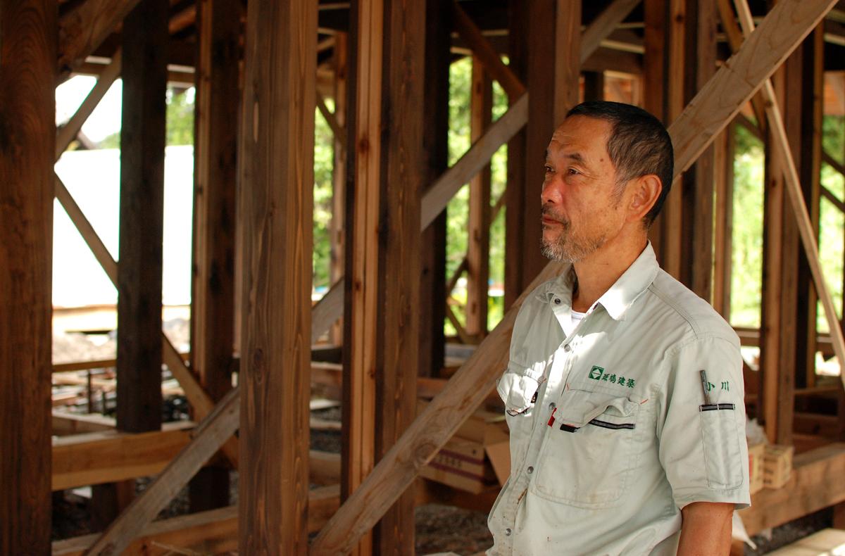 伝統構法で現代の古民家をつくり出す斑鳩建築