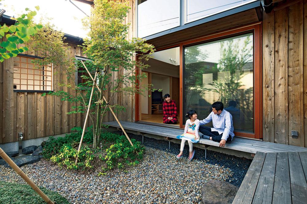 自然に癒やされたい!豊かな庭と暮らせる家3選
