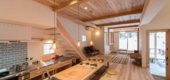 上質な旅館のような住まいが期間限定で公開中!