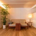 網川原にオーガニックスタジオ新潟の新モデルハウスがオープン
