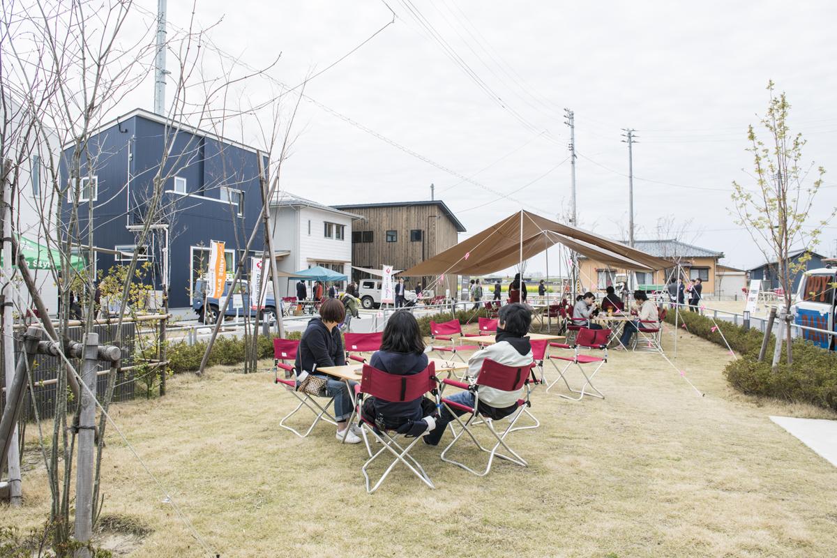 スノーピーク×リビングギャラリーが提案する新たな街「天野エルカール」がすごい!