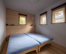 心地よい眠りにつける!雰囲気のいい寝室がある家4選